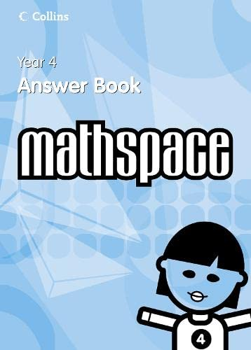 Mathspace - Year 4 Answer Book: Lambda Educational Technologies