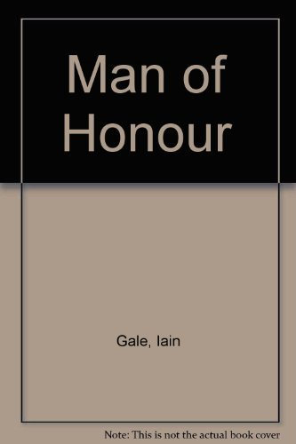 9780007201082: Man of Honour