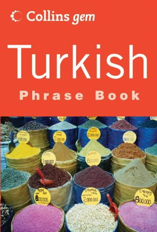 9780007201174: Collins Gem - Turkish Phrase Book