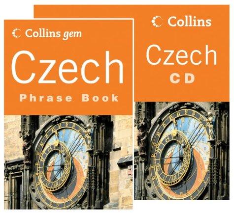 9780007201181: Collins Gem - Czech Phrase Book CD Pack