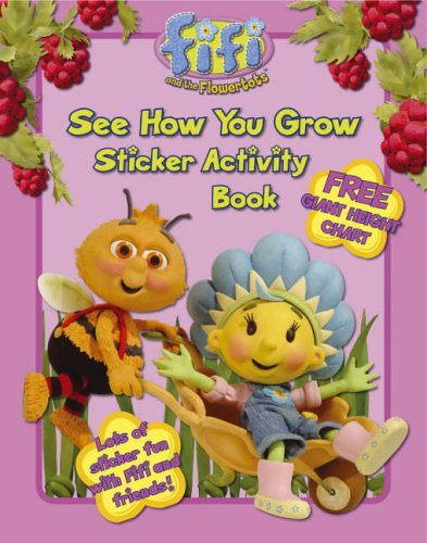 9780007201662: See How You Grow: Sticker Activity Book (