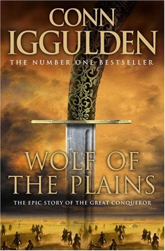 WOLF OF THE PLAINS: Conn Iggulden