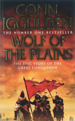 9780007201754: Wolf of the Plains (Conqueror, Book 1)