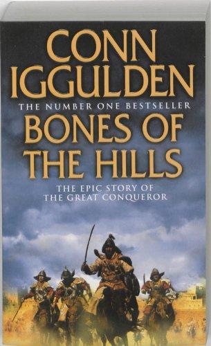 9780007201792: Bones of the Hills (Conqueror, Book 3) (Conqueror 3)