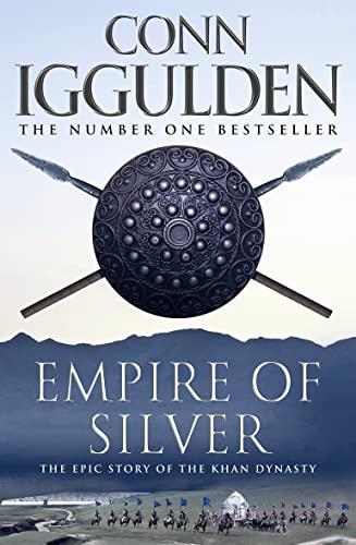 9780007201808: Empire of Silver (Conqueror, Book 4)