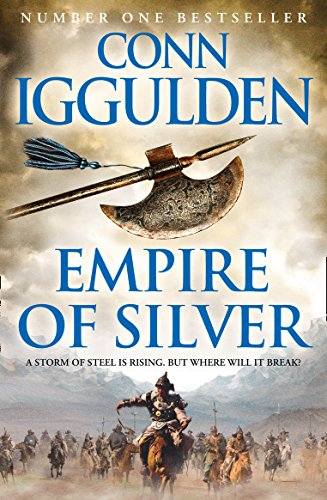 9780007201815: Empire of Silver (Conqueror, Book 4)