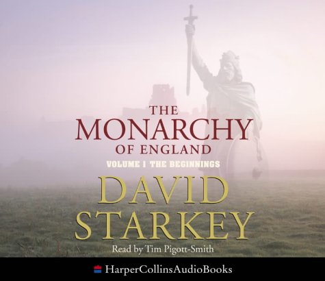 9780007201914: The Monarchy of England: Beginnings v. 1