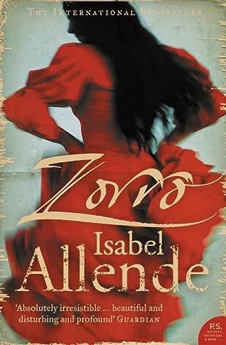 9780007201983: Zorro: The Novel