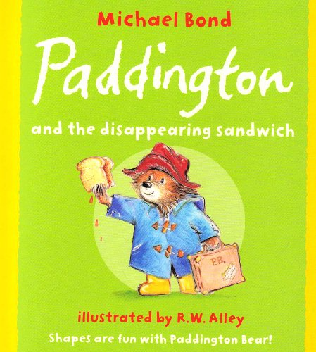 9780007202003: Paddington and the Disappearing Sandwich