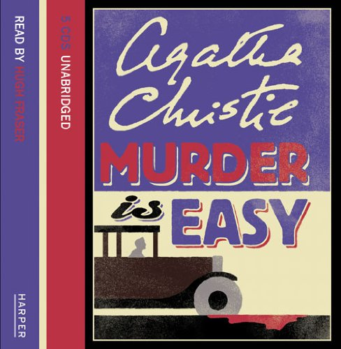 9780007202041: Murder is Easy: Complete & Unabridged