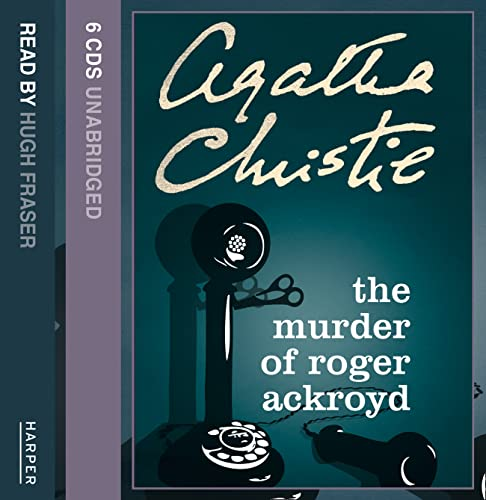9780007202058: The Murder of Roger Ackroyd: Complete & Unabridged