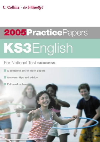 9780007202164: Practice Papers - 2005 KS3 English