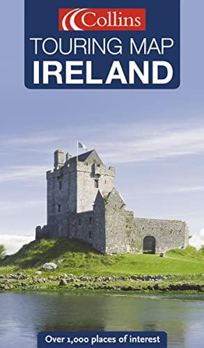 9780007202218: Ireland Touring Map