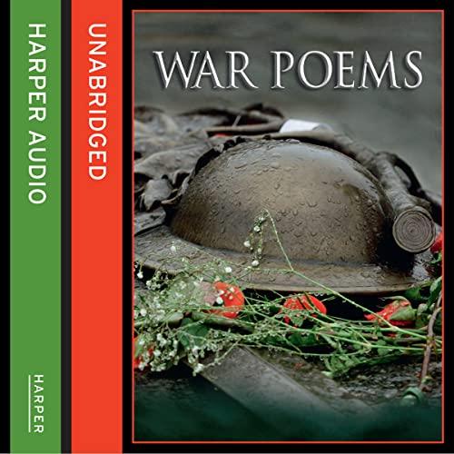 9780007202355: War Poems