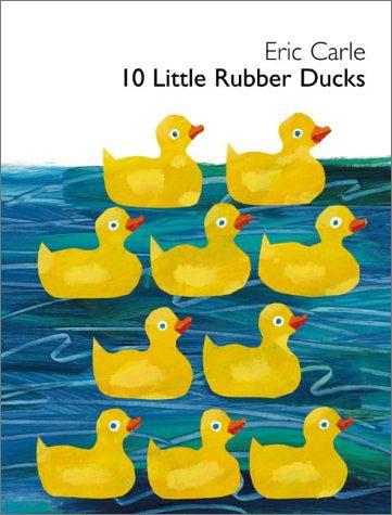 9780007202423: 10 Little Rubber Ducks