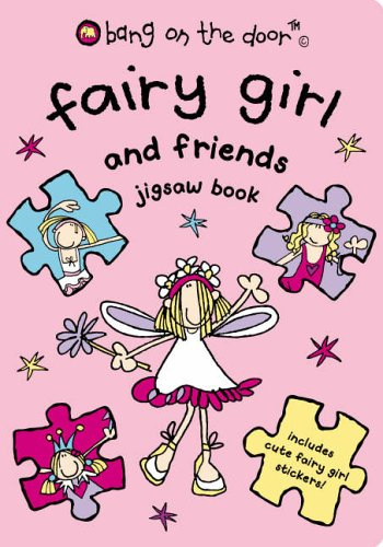 9780007202539: Fairy Girl and Friends Jigsaw Book