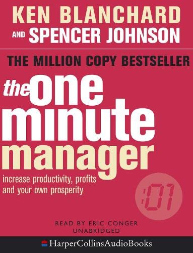 9780007202669: The One Minute Manager