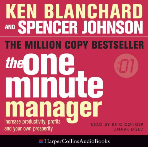 9780007202676: The One Minute Manager Unabridged