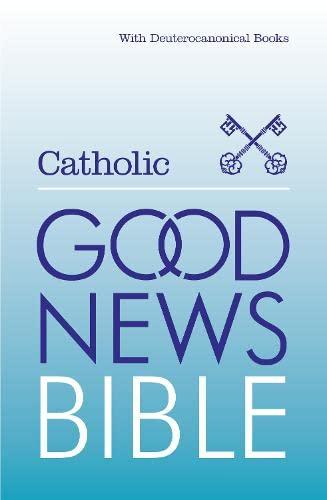 9780007202706: Catholic Good News Bible: (GNB)