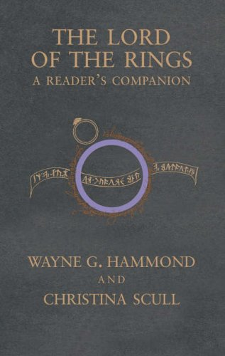 9780007203086: The Lord of the Rings: A Reader's Companion