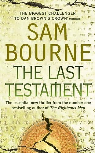 9780007203338: The Last Testament