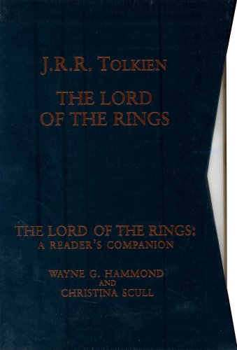9780007203574: The Lord of the Rings: Boxed Set