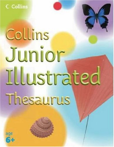 9780007203703: Collins Primary Dictionaries - Collins Junior Illustrated Thesaurus