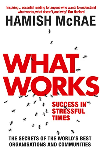 9780007203789: What Works: Success in Stressful Times