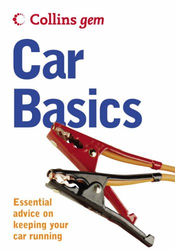9780007203994: Car Basics (Collins GEM)