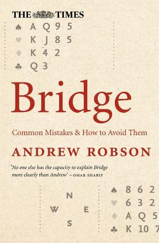 The Times Bridge (0007204108) by Andrew Robson