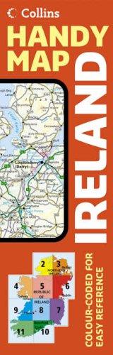 9780007204236: Ireland Handy Map