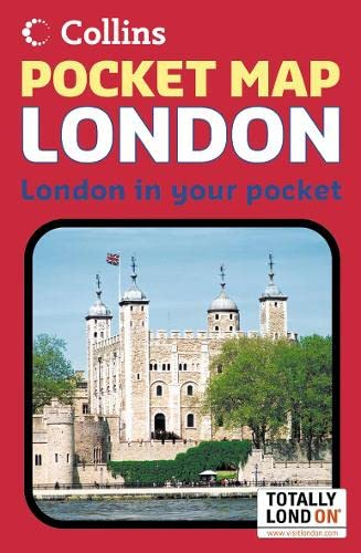 9780007204250: London Pocket Map