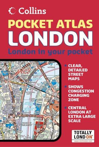 9780007204267: London Pocket Atlas