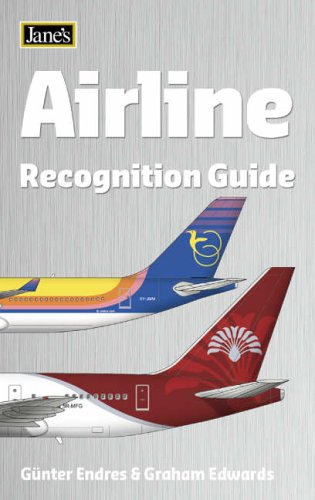 9780007204427: Airline Recognition Guide (Jane's)