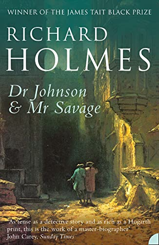 9780007204557: Dr Johnson and Mr Savage