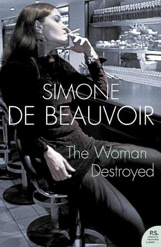 9780007204656: The Woman Destroyed (Harper Perennial Modern Classics)