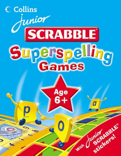9780007205035: Junior Scrabble - Superspelling Games 6 Plus
