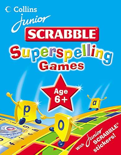 9780007205035: Superspelling Games 6 Plus (Junior Scrabble)