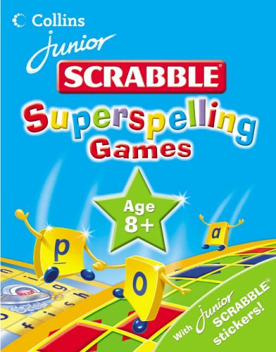 9780007205059: Superspelling Games 8 Plus (Junior Scrabble)
