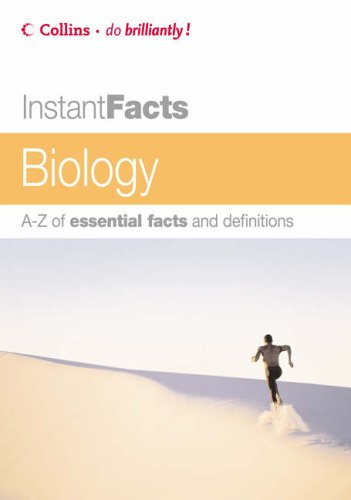 9780007205110: Biology (Collins Instant Facts)