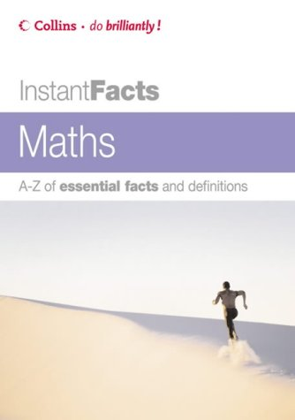 9780007205127: Collins Instant Facts - Mathematics