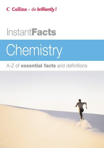 9780007205141: Collins Instant Facts - Chemistry