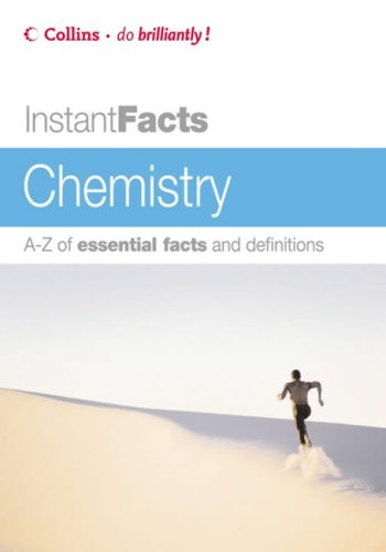 9780007205141: Chemistry (Collins Instant Facts)