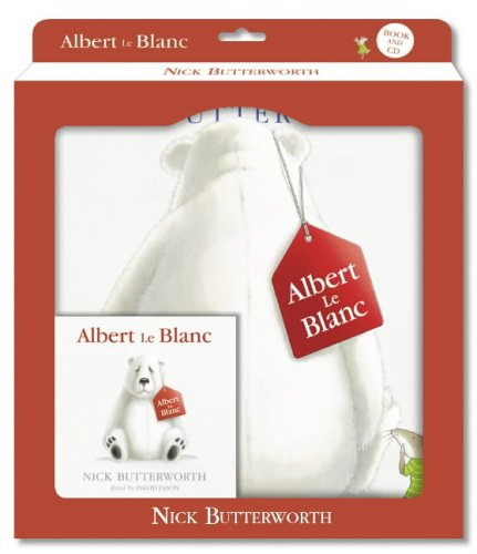 9780007205158: Albert Le Blanc: Complete & Unabridged (Book & CD)