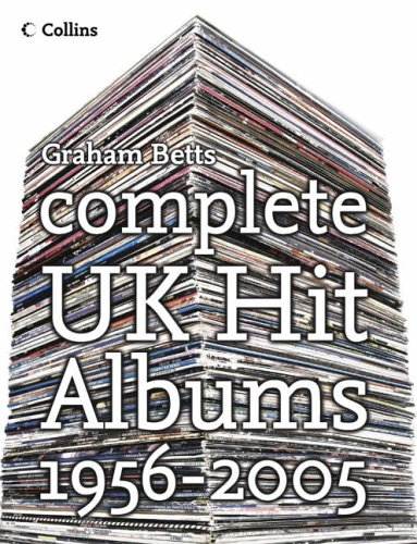 9780007205325: Complete UK Hit Albums 1956-2005