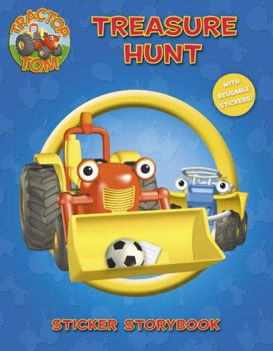 9780007205349: Tractor Tom - Treasure Hunt: Sticker Storybook: Sticker Storybook No. 2