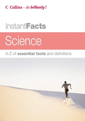 9780007205554: Science (Collins Instant Facts)