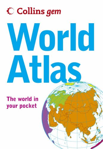 9780007205615: World Atlas (Collins GEM)
