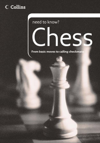 9780007205950: Chess (Collins Need to Know?)