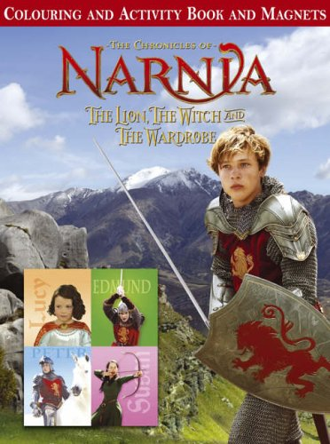 9780007206094: The Lion, the Witch and the Wardrobe: Colouring and Activity Book No. 2 (The Chronicles of Narnia)